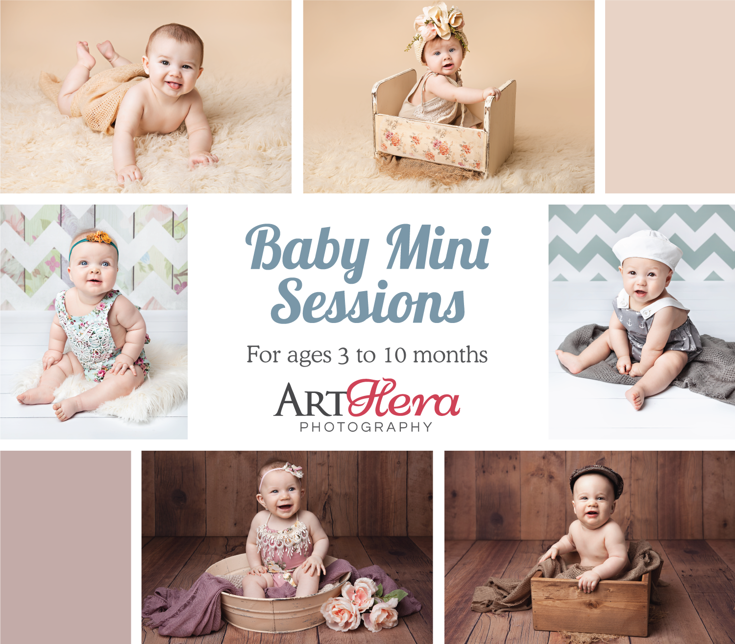 Baby Mini Session – 2018 March