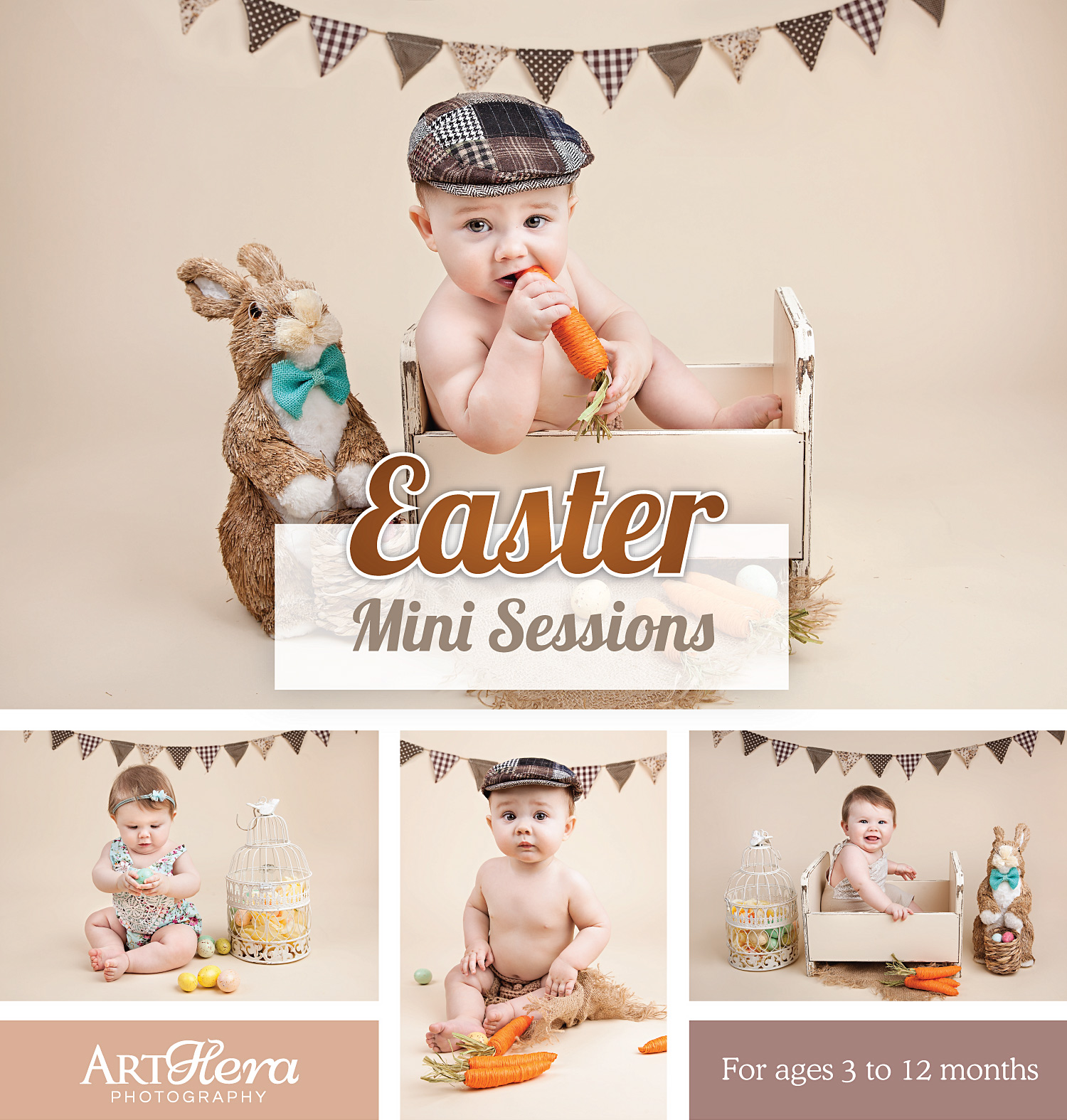 Easter Mini Sessions – 2019