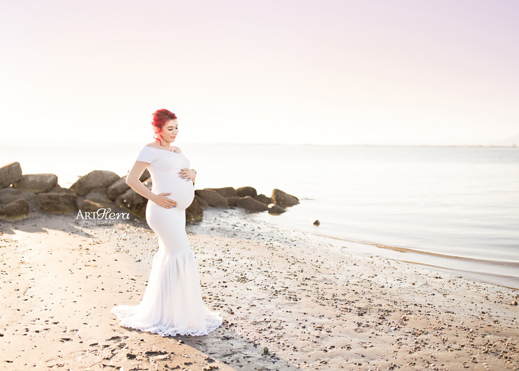 White Rock Maternity Photographer