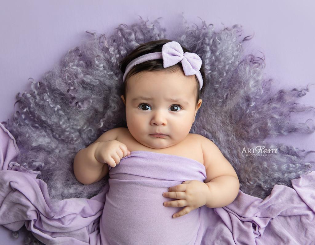 Burnaby Baby Photographer