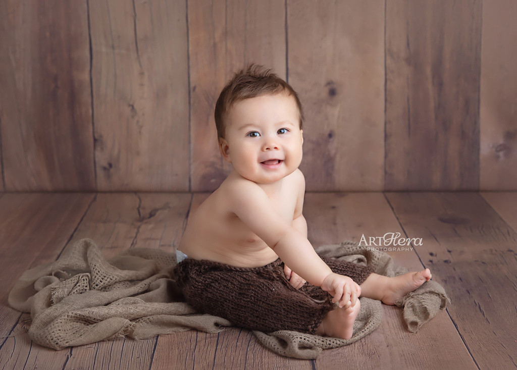Richmond Baby Photographer