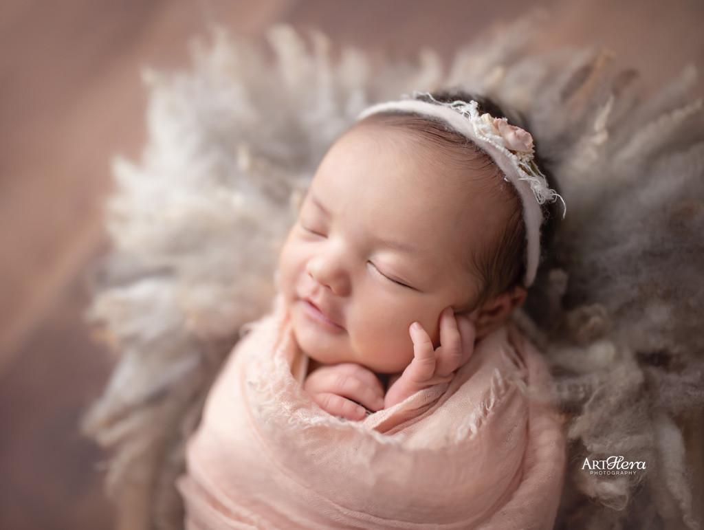 Burnaby Newborn Photographer