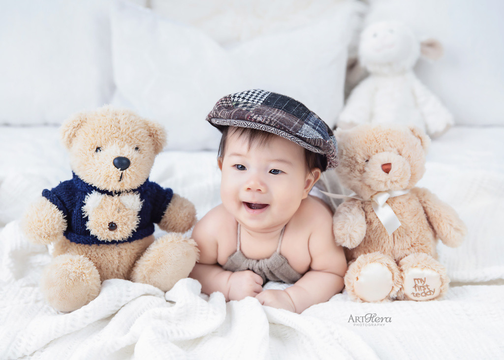 Langley Baby Photography