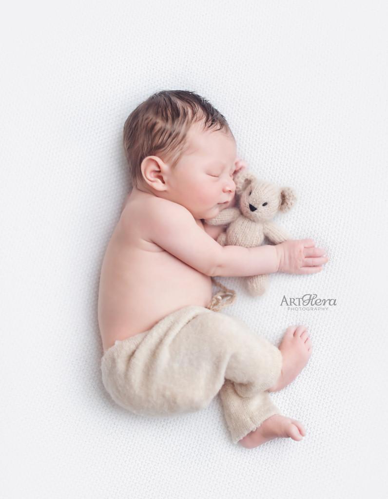 Burnaby Newborn Photography