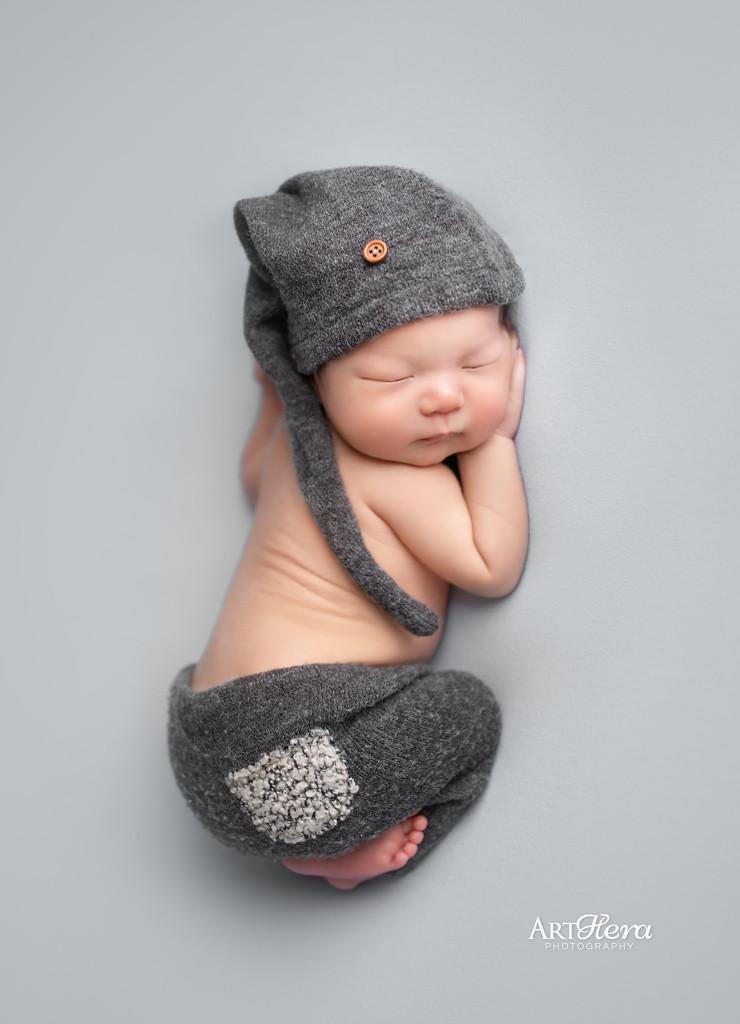 Langley Newborn Photographer