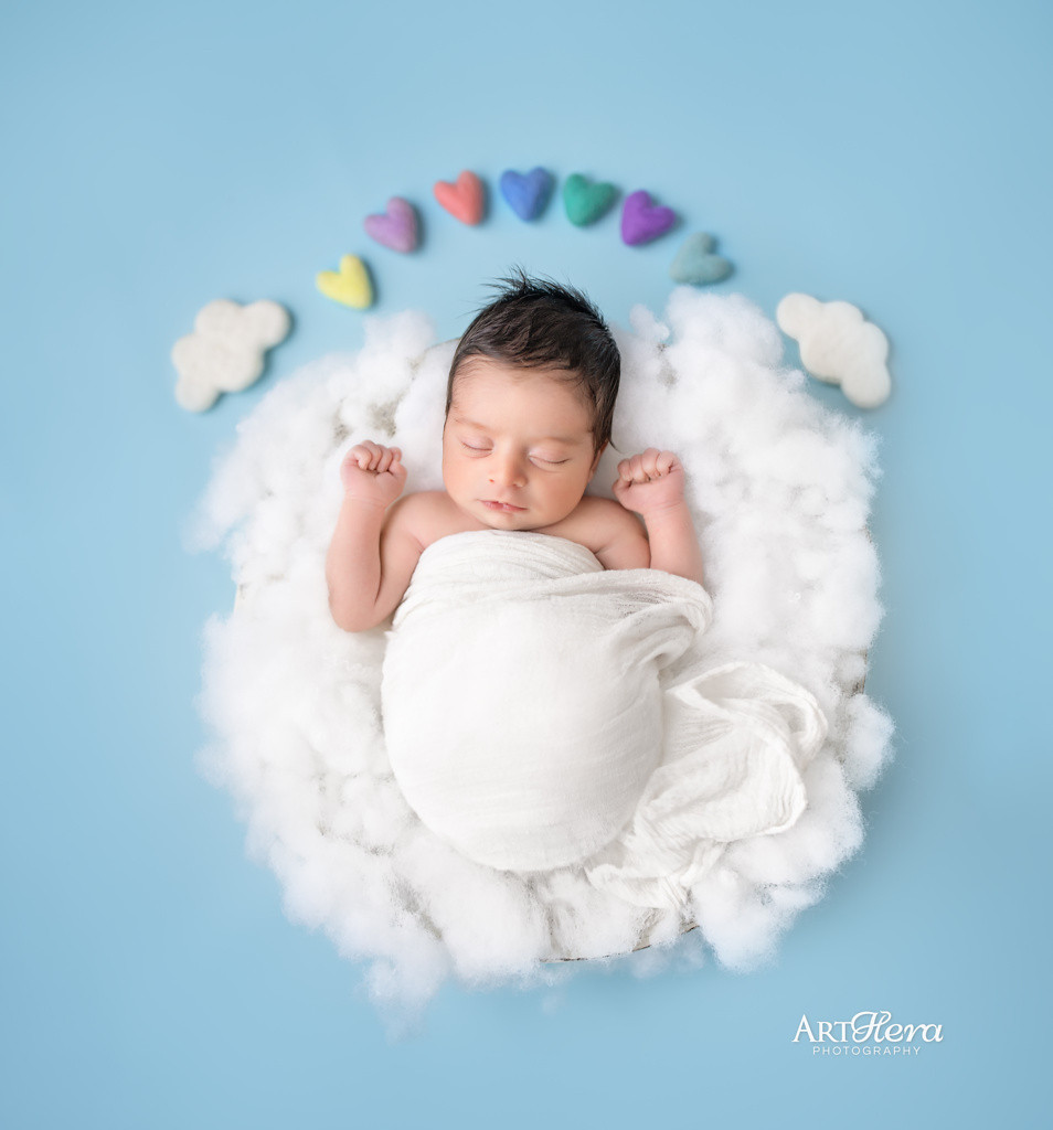 Langley Newborn Photography